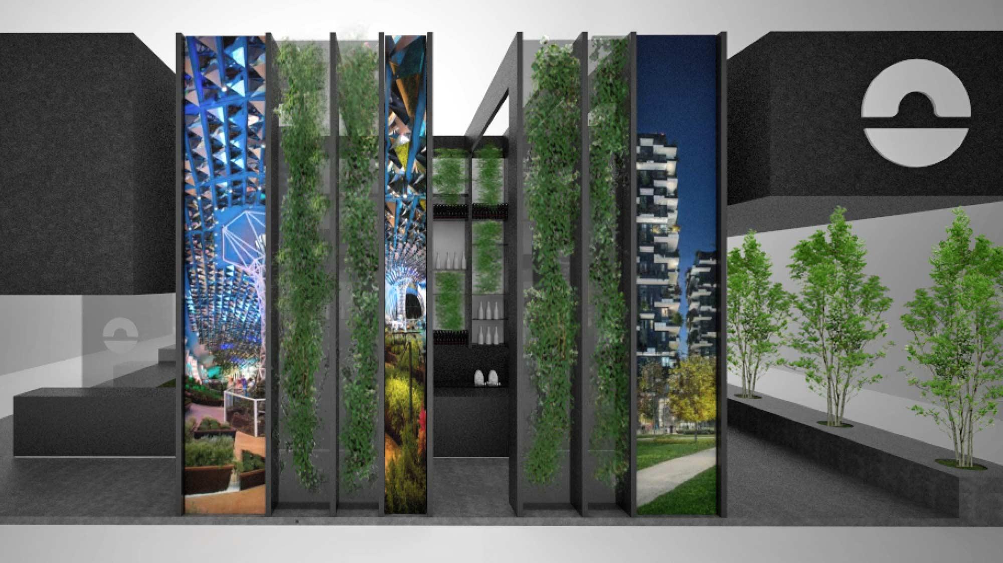lumi re technologie et architecture durable light building 2016 linea light group. Black Bedroom Furniture Sets. Home Design Ideas