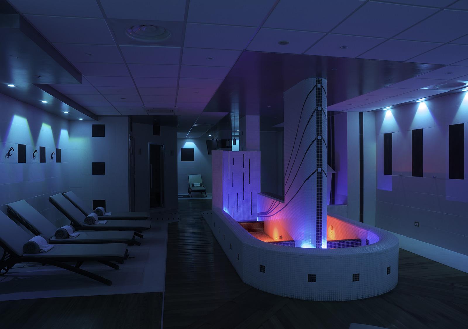 Die Bedeutung der korrekten Beleuchtung in einem Wellness-Bereich ...