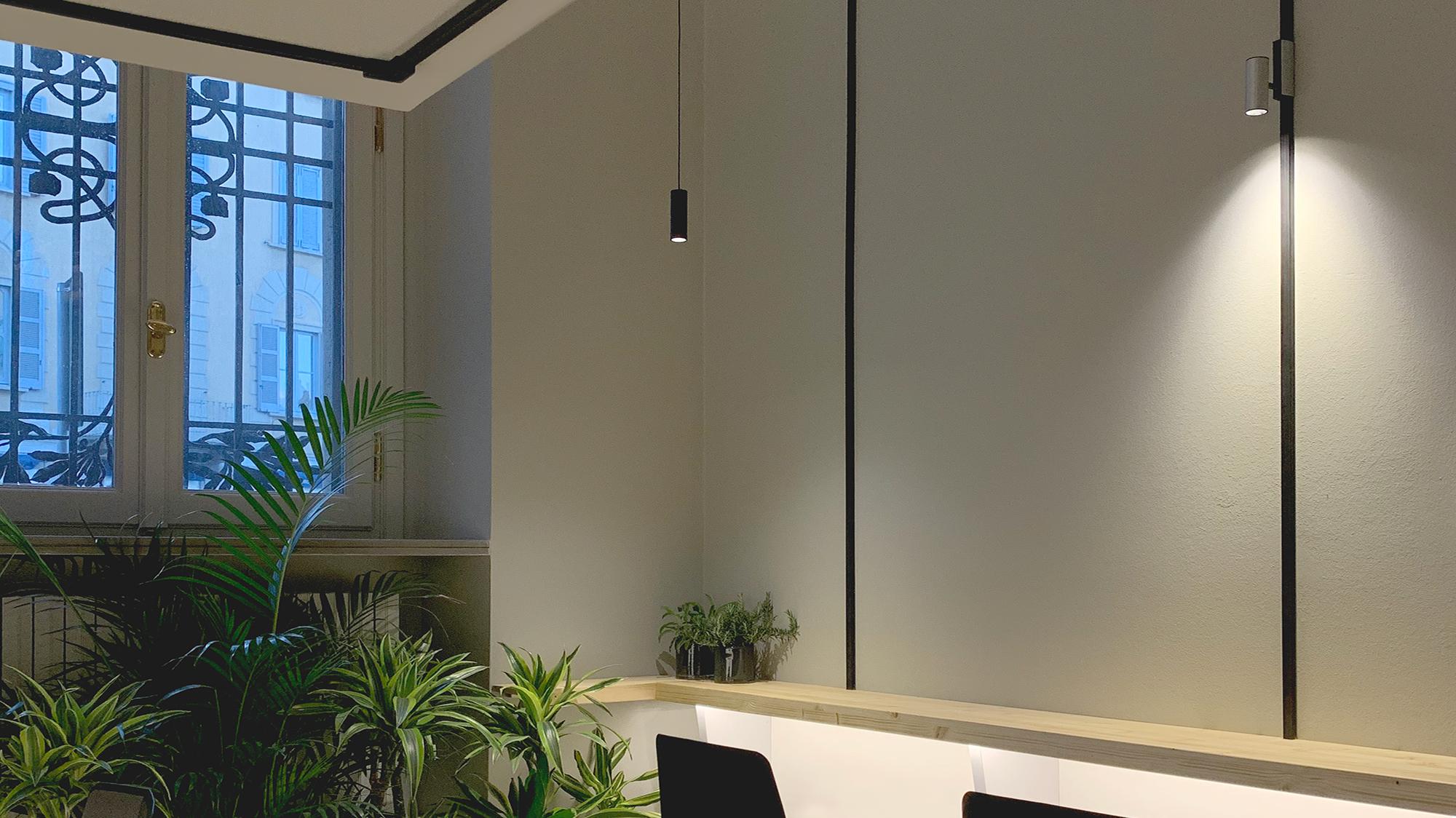 Linea light group illuminazione led professionale e di design