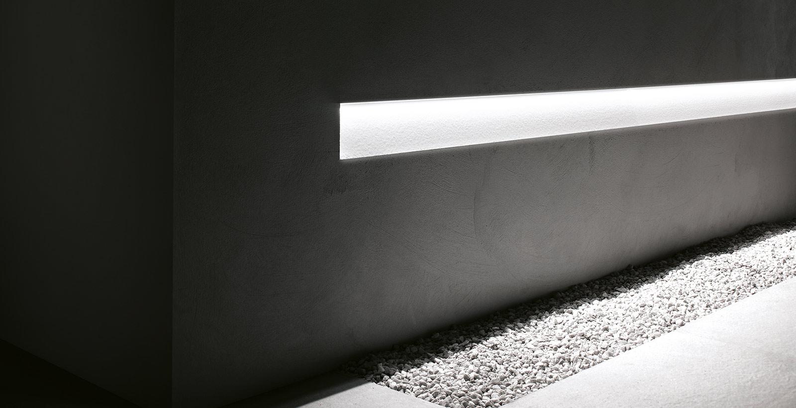 Luci per giardino da esterno funzionali di design ed a luci led